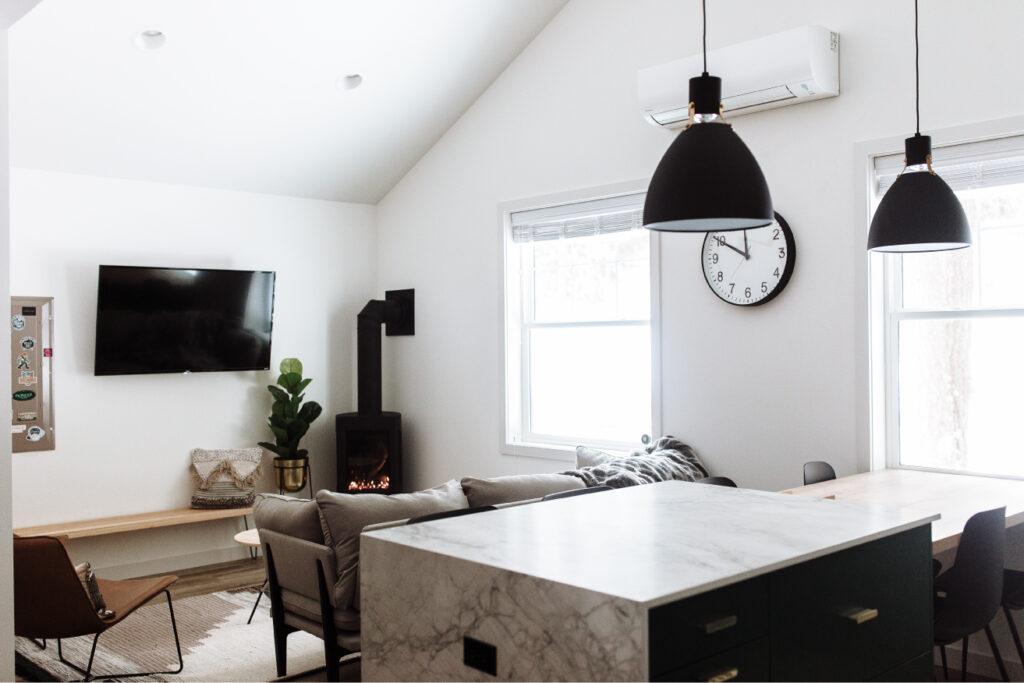 Cozy airbnb vrbo rental washington west elm